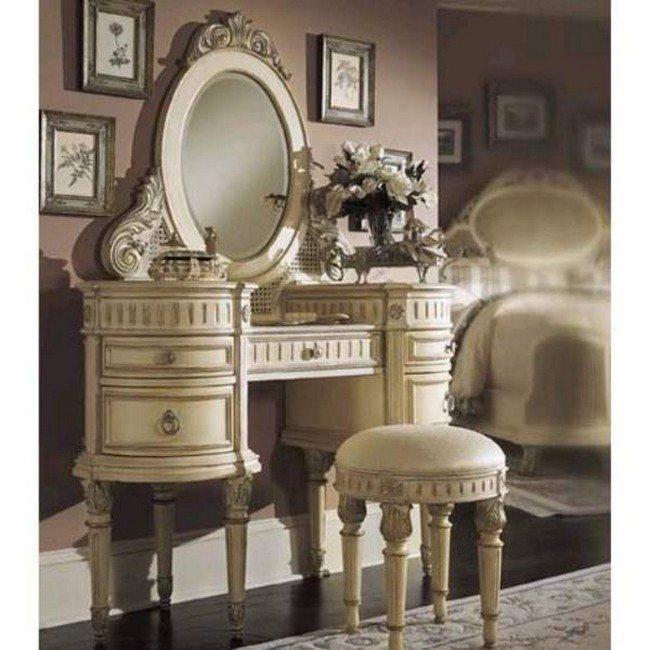 Antique Bedroom Set Vanity