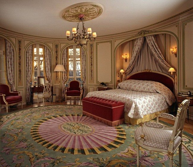 There are few victorian bedroom ideas for lovers of luxury for House interior design romantic bedroom