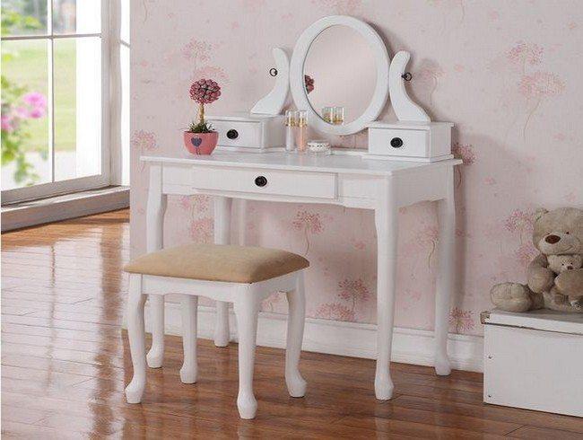 Small-Bedroom-Vanity-Set