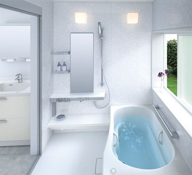Small Bathroom Design A Selection Of Bright Ideas For You