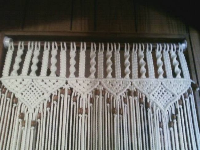 Macrame Curtains Hard But Worthy Decor Around The World