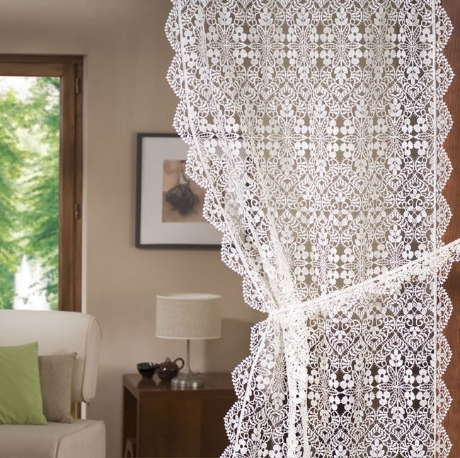 Macrame Curtains Hard But Worthy Decor Around The World