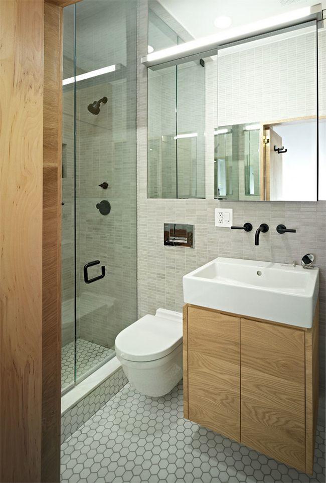 Small bathroom design: a selection of bright ideas for you cozy bath ...