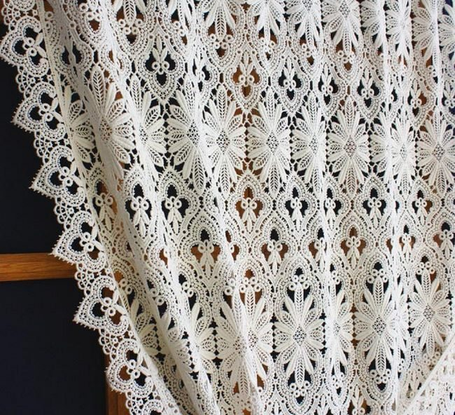 tradition macrame curtains