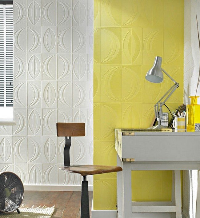 Wallpaper You Can Color paintable wallpaper: create your own wall design