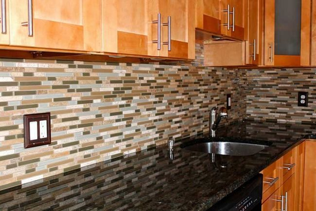 Modern Wallpaper For Kitchen Backsplash