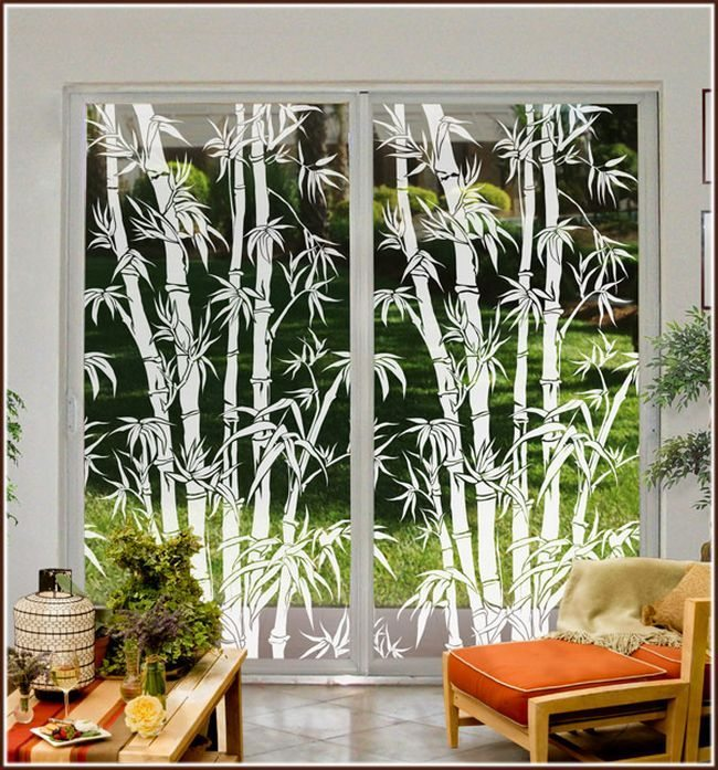 Art Nouveau Interior Design Ideas You Can Easily Adopt In: New Home Design With A Decorative Window Film