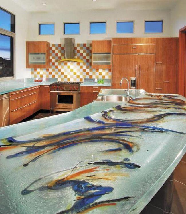 Unusual Countertops Home Design