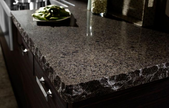 8 reasons to select quartz countertops decor around the for Cambria quartz slab size
