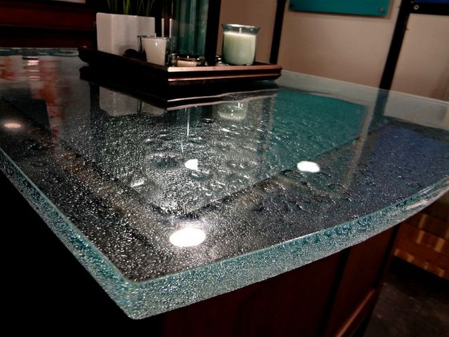 home-design Glass Countertops