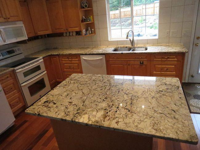 quartz countertop home-design
