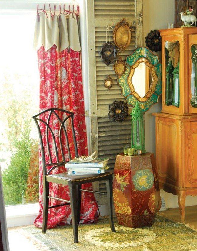 Amazing bohemian interior design decor around the world - Bohemian interior design ideas ...