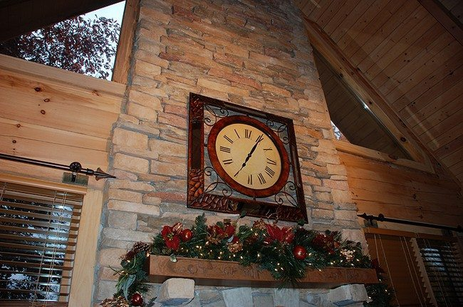 fireplace stone cnew years eve