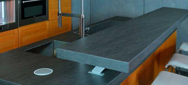 Porcelain slab countertops-16