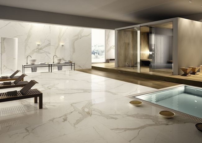 Porcelain Slab Countertops Light And Durable Decor