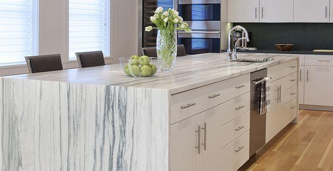 Porcelain slab countertops-9