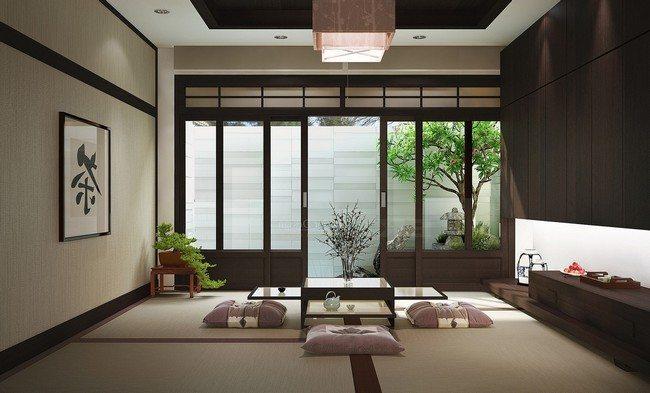 Japanese Floor Cushions - Example Of Asisn Ideas - Decor Around The ...
