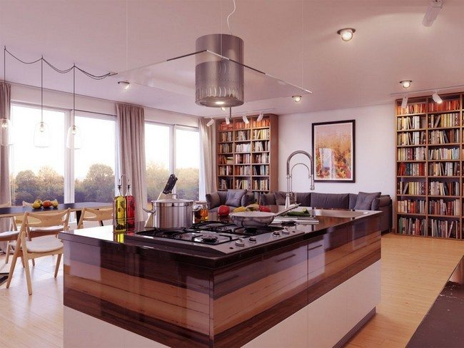 Kitchen island ideas decor around the world Kitchen design centre stanway