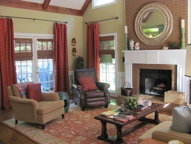 fam house interior style