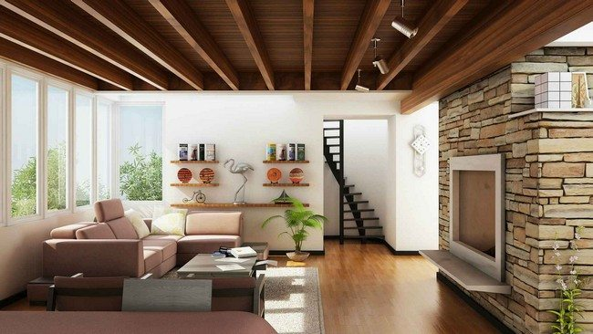Modern Craftsman Interior Design - Decor Around The World
