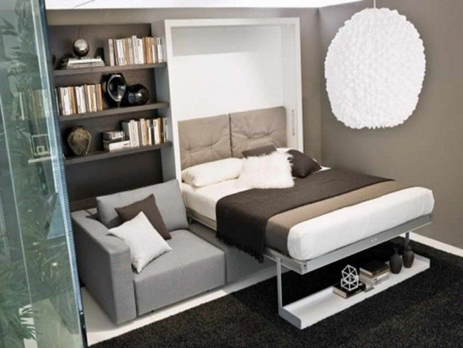 Murphy Bed Couch Decor Around The World