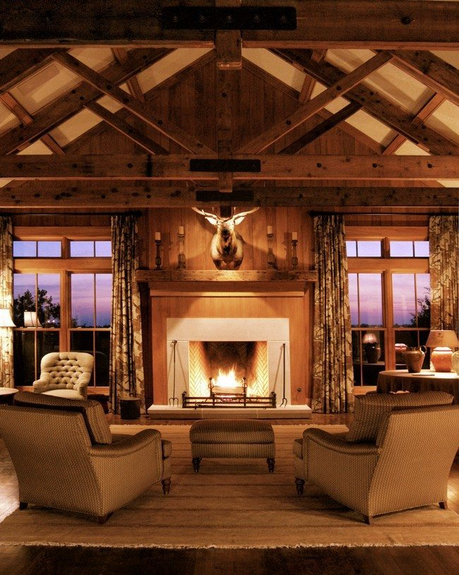 How To Decorate A Room Around A Fireplace