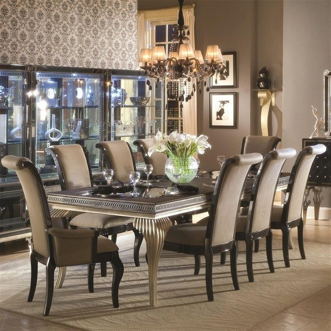 Beautiful dining room centerpieces photos for Beautiful dining table centerpieces