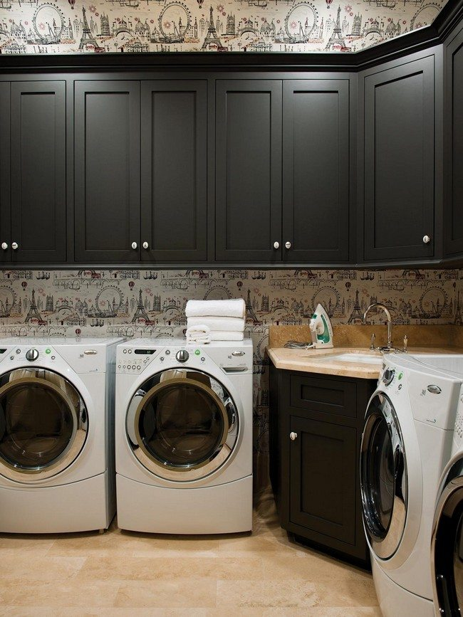 Achieving The Perfect Laundry Room Look Decor Around The