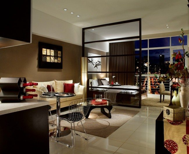 fair living room asian design ideas for studio apartment