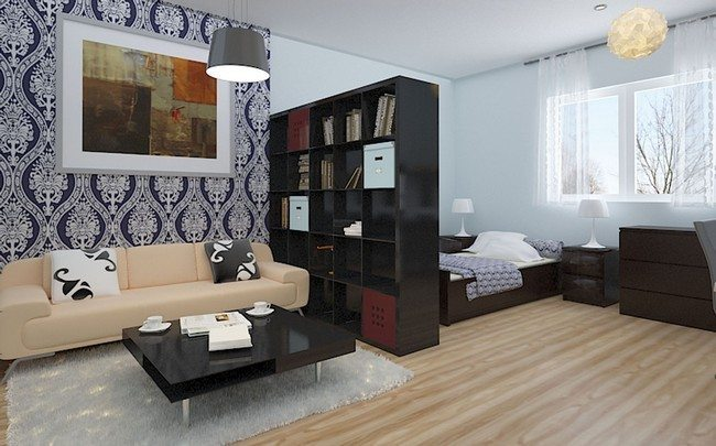 How To Divide Studio Apartment Room Decor Around The World