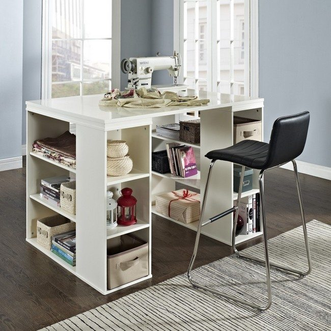 mesearment desk for sewing