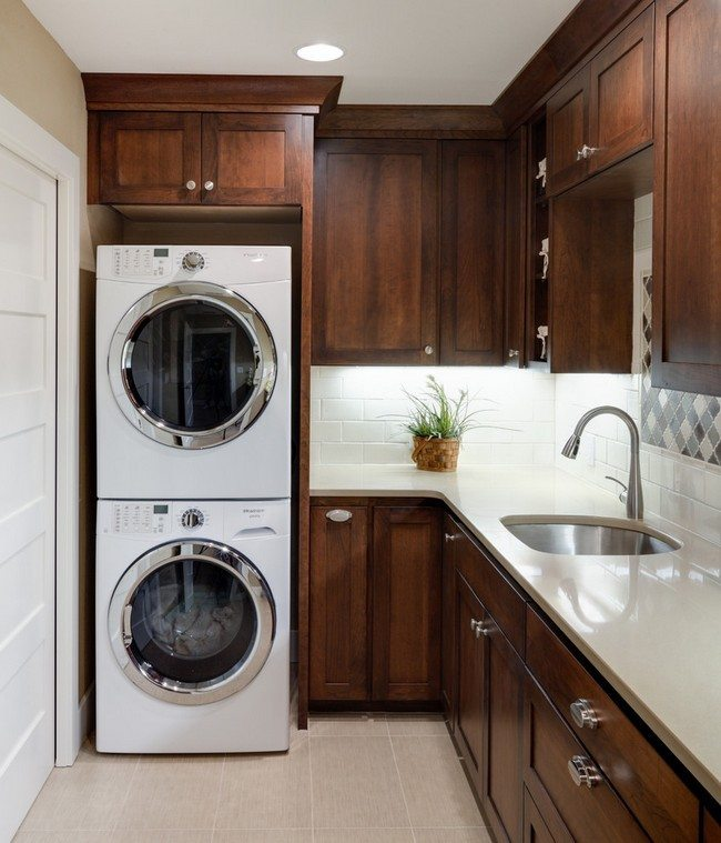 kitchen and laundry room designs achieving the laundry room look decor around the 7676