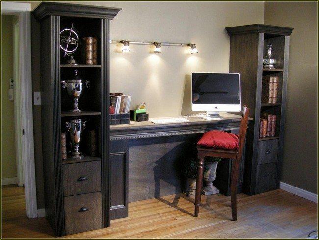 diy cabinet in the bedroom