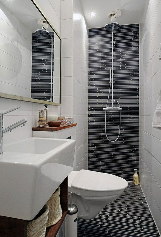 walk in doorless showers. small shoer cabin near the toilet Design Of The Doorless Walk In Shower  Decor Around World