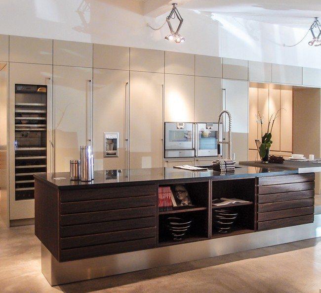Amazing Scandinavian Kitchen Design