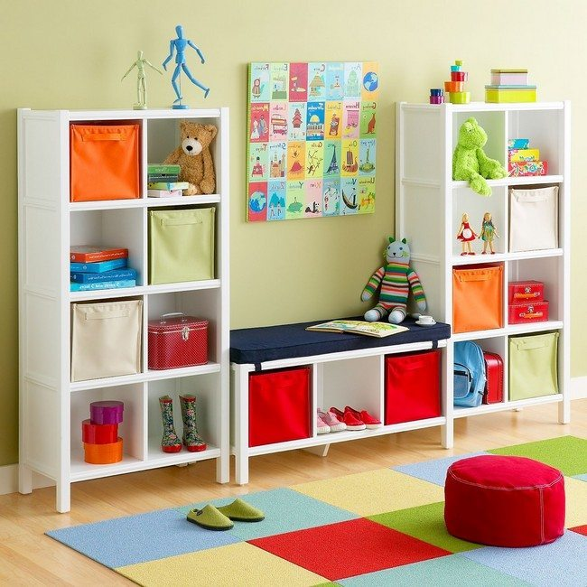 Colorful Playroom Design: Fun And Colorful Designs For Your Children's Playroom