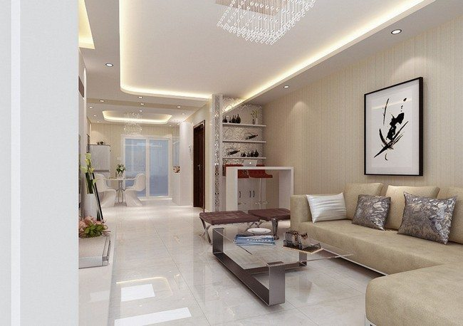 Ceiling designs for your living room decor around the world for Room design malaysia