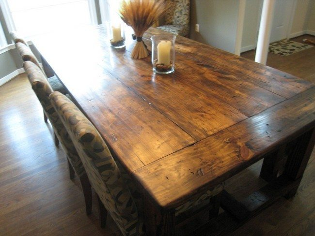 Nice Wooden Kitchen Tables