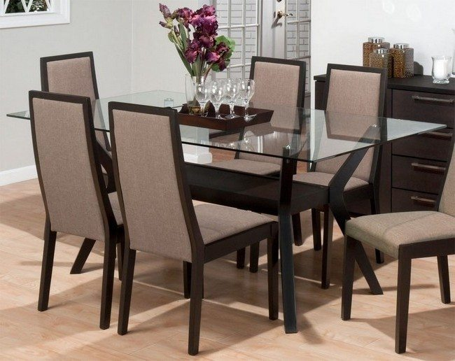 amazing dinner tables for your home decor around the world. Black Bedroom Furniture Sets. Home Design Ideas