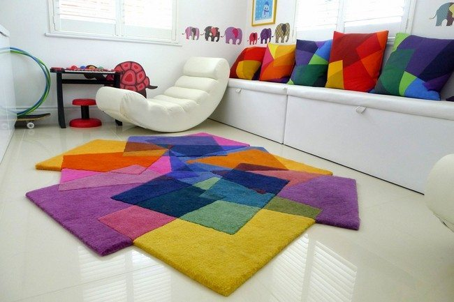 Simple playroom
