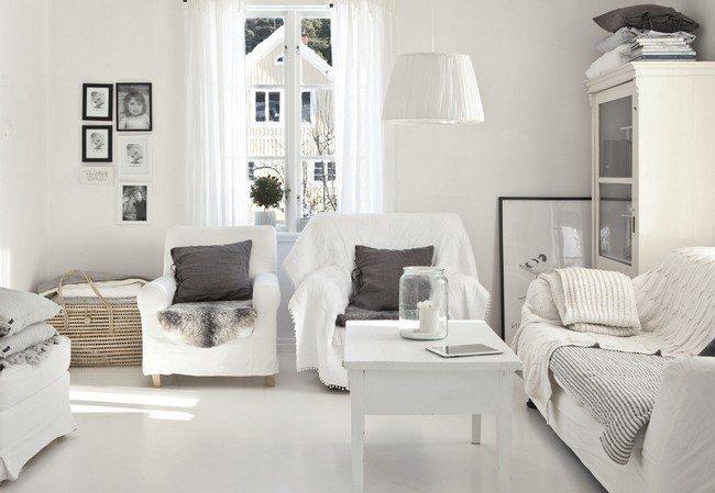 Scandinavian Living Room Design Style - Decor Around The World