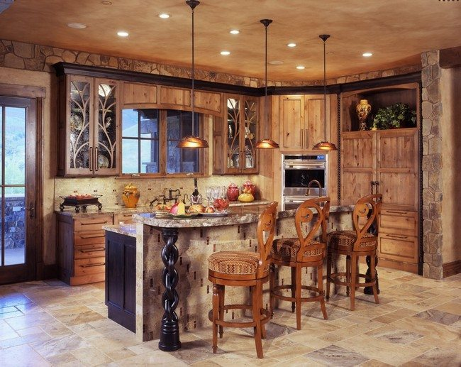Easy Ways To Achieve The Rustic Kitchen Look Decor Around