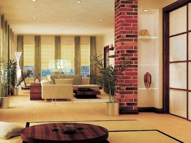 Zen living room design modern ideas decor around the world Zen room colors