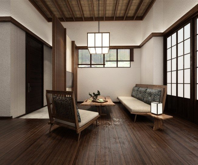 Zen living room furniture zen living room furniture for Modern zen interior design living room