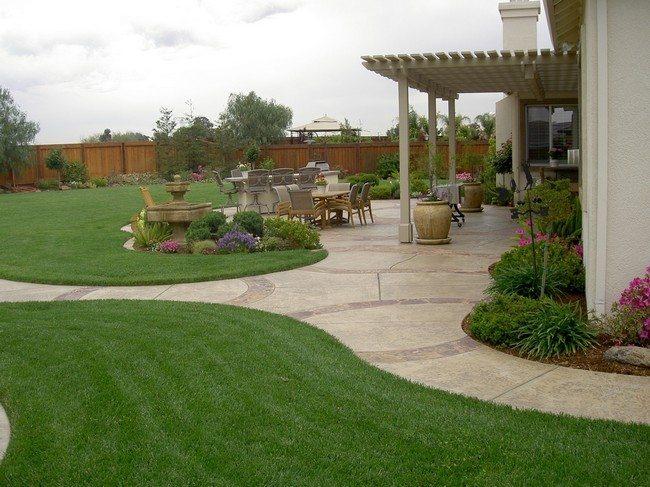 Backyard Landscaping Ideas - Decor Around The World on Nice Backyard Landscaping Ideas id=63471