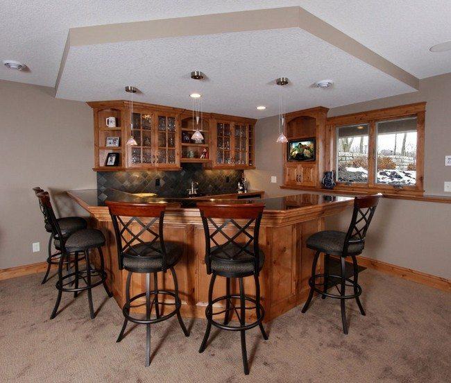 Dining Room Bar Kitchen Furniture: Decor Around The World