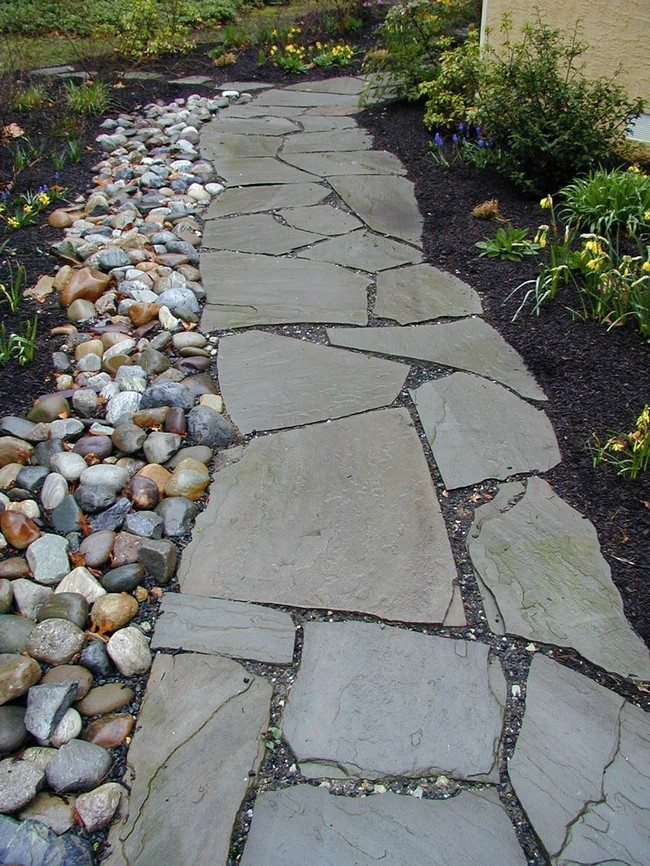 Rock garden inspiration ideas decor around the world for Simple rock garden designs