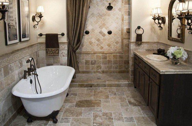 Rustic Bathroom Inspiration