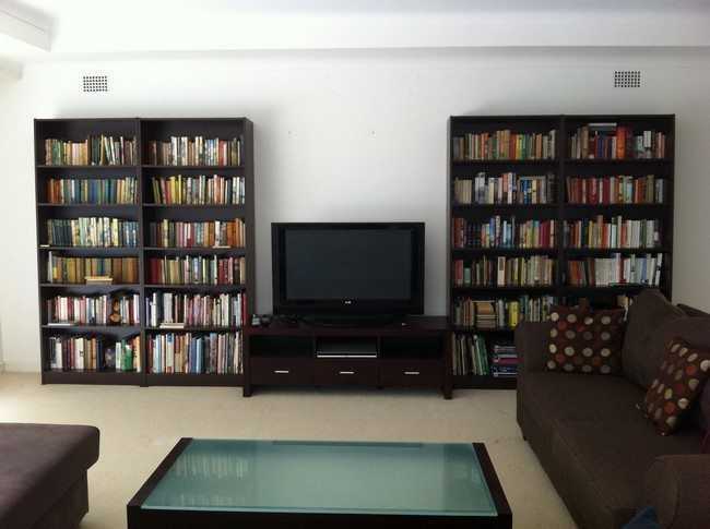 side by side shelves - Storyline Bookshelf