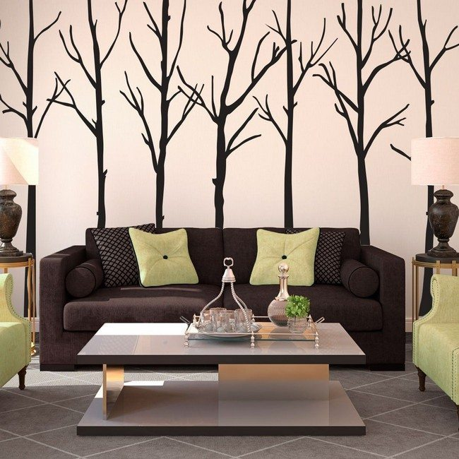 Modern Living Room Wall Art - Interior Design